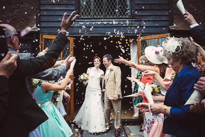 24 Vintage Wedding in Surrey by Babb Photos