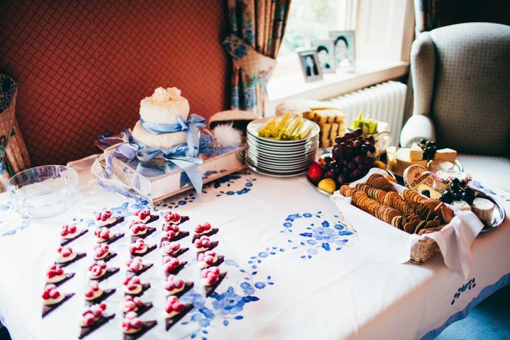 24 Wedding at Home in Harrogate