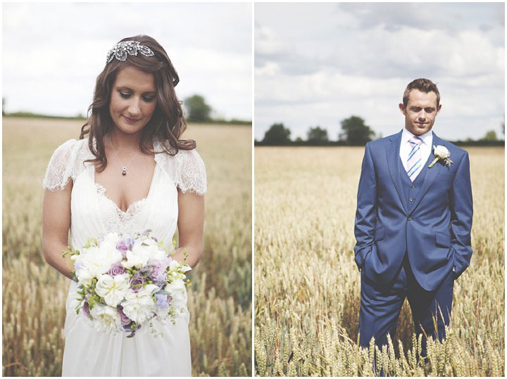 25 Handmade Oxfordshire Barn Wedding by Rachel Hudson