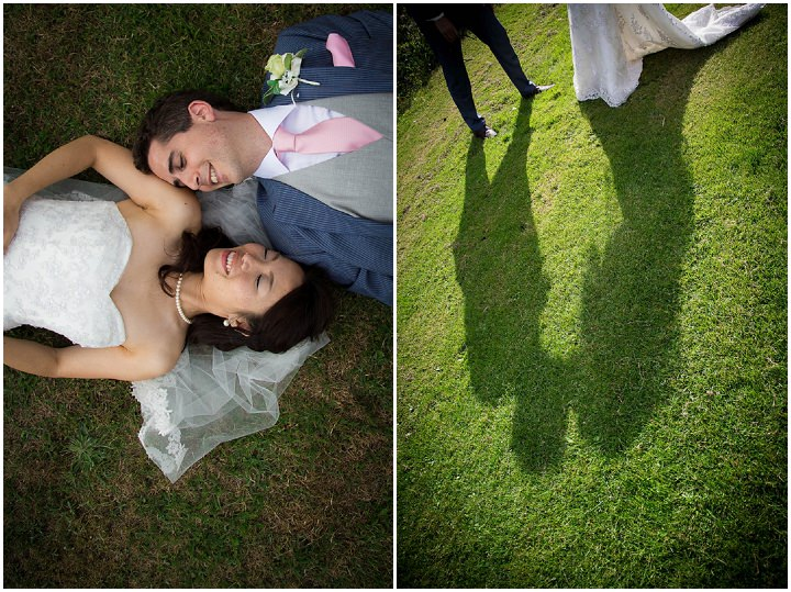 25 Summer Fete Wedding in the Cotswolds