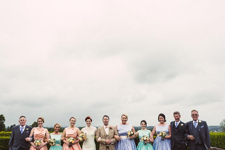 25 Vintage Wedding in Surrey by Babb Photos