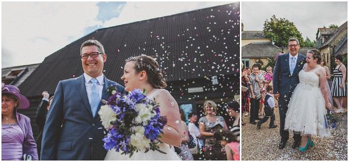 26 Back to Nature Farm Wedding. By Jordanna Marston