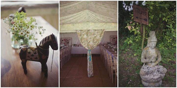 26 Bare Foot Bohemian Wedding By Lisa Devlin