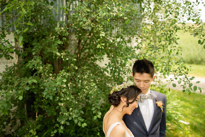 26 Canadian Wedding with a Beautiful First Look By Blue Colibri