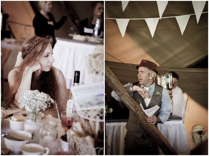 26 Rustic Vintage Wedding in  Somerset