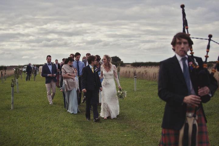 27 Bare Foot Bohemian Wedding By Lisa Devlin