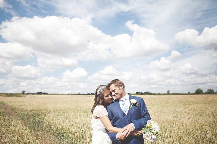 27 Handmade Oxfordshire Barn Wedding by Rachel Hudson