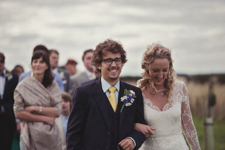 28 Bare Foot Bohemian Wedding By Lisa Devlin