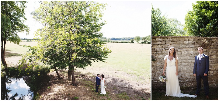28 Handmade Oxfordshire Barn Wedding by Rachel Hudson