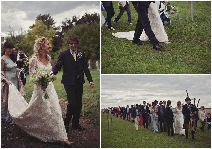 29 Bare Foot Bohemian Wedding By Lisa Devlin
