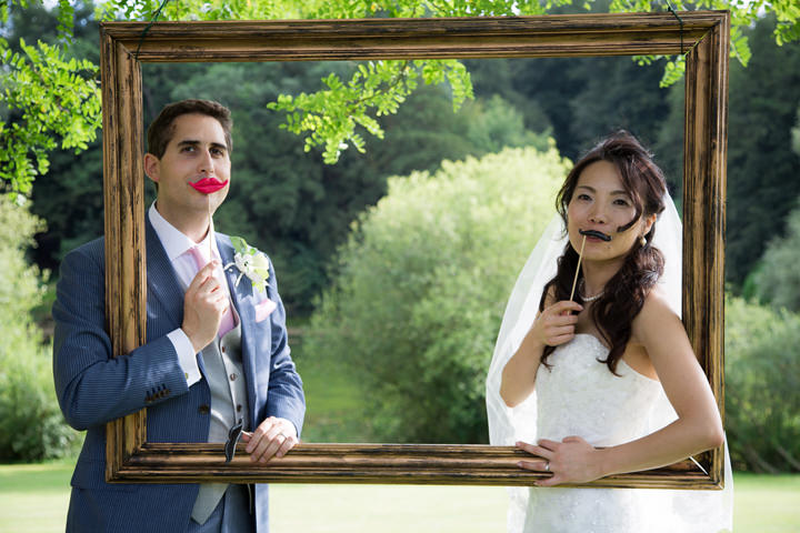 29 Summer Fete Wedding in the Cotswolds