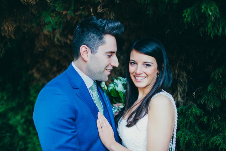 29 Wedding at Home in Harrogate