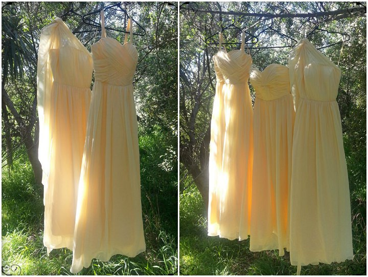 Vintage bleu vintage wedding bridesmaids dresses boho for My perfect wedding dress