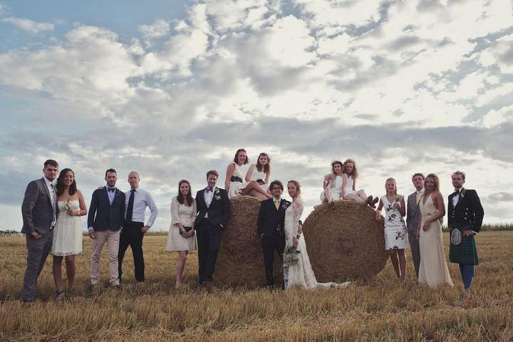 3 Bare Foot Bohemian Wedding By Lisa Devlin