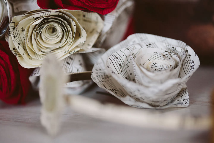 Music Themed Wedding In Manchester By Mike Plunkett