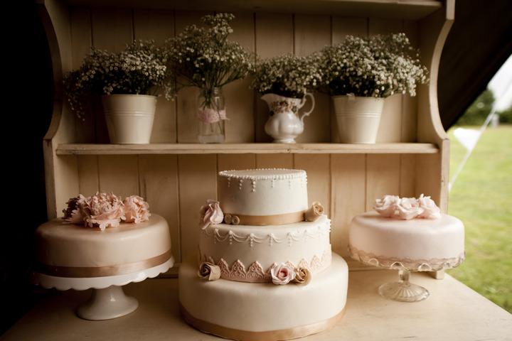 3 Rustic Vintage Wedding in  Somerset