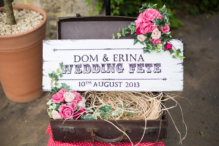 3 Summer Fete Wedding in the Cotswolds