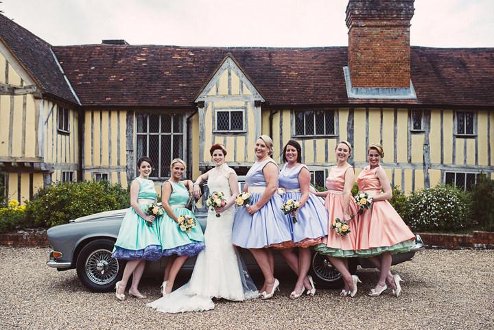 3 Vintage Wedding in Surrey by Babb Photos