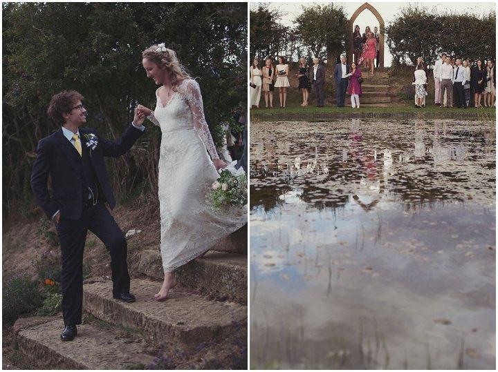 30 Bare Foot Bohemian Wedding By Lisa Devlin