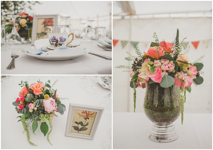 30 Relaxed Country Wedding With Florals and Lace