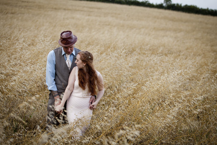 30 Rustic Vintage Wedding in  Somerset