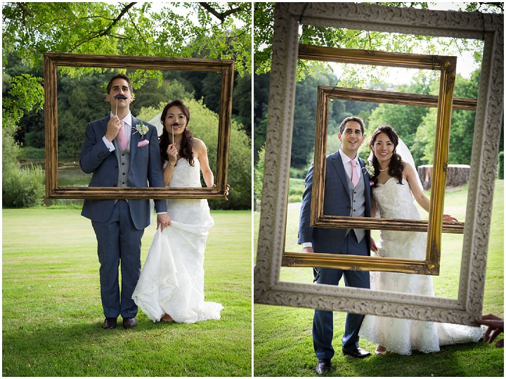 30 Summer Fete Wedding in the Cotswolds