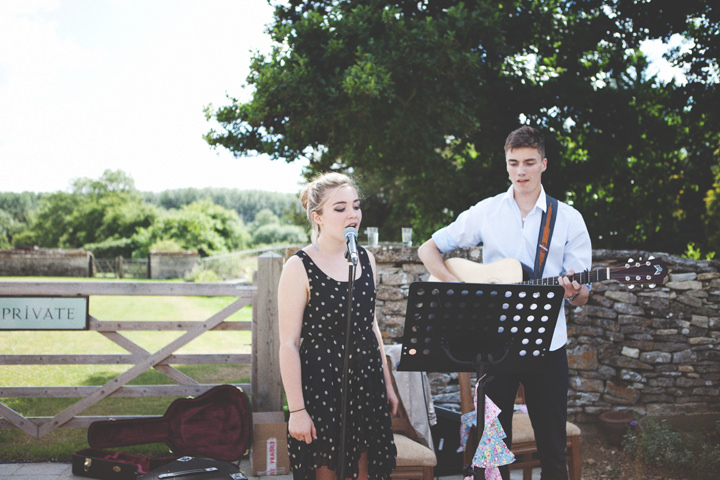31 Handmade Oxfordshire Barn Wedding by Rachel Hudson