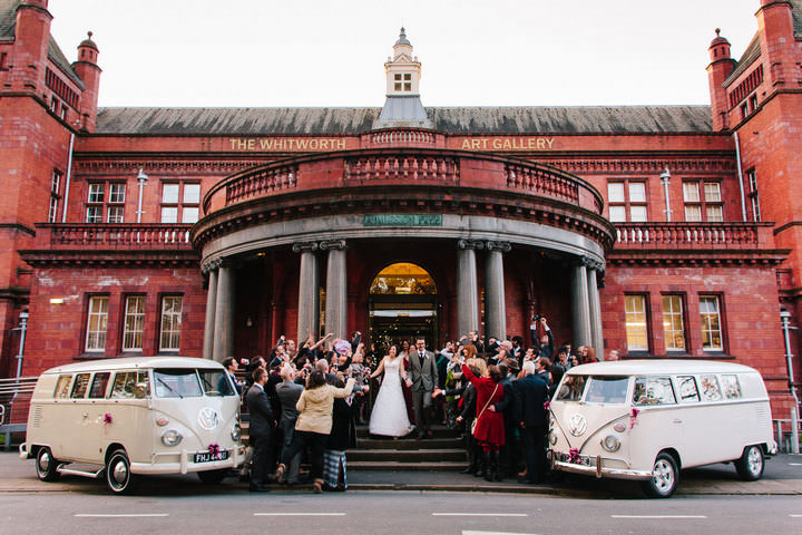 31 Music Themed Wedding in Manchester