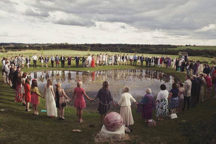 32 Bare Foot Bohemian Wedding By Lisa Devlin