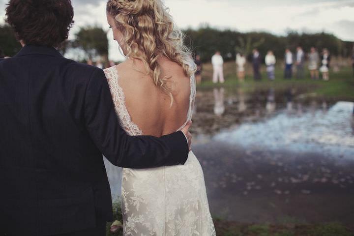 33 Bare Foot Bohemian Wedding By Lisa Devlin