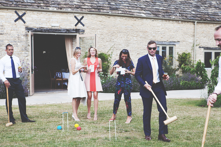33 Handmade Oxfordshire Barn Wedding by Rachel Hudson