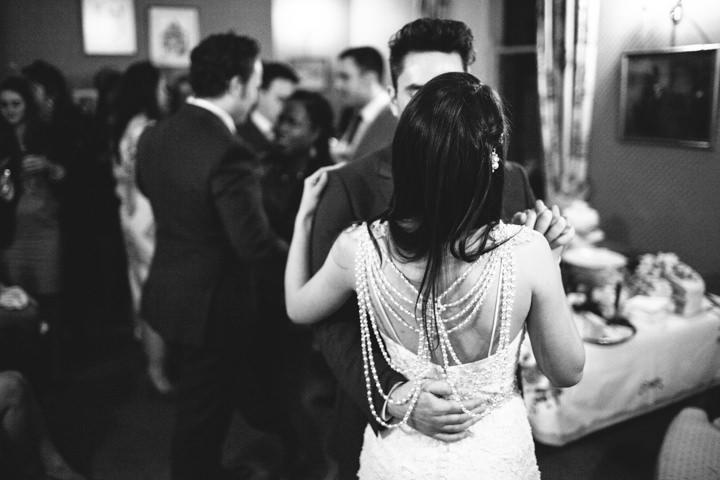 34 Wedding at Home in Harrogate