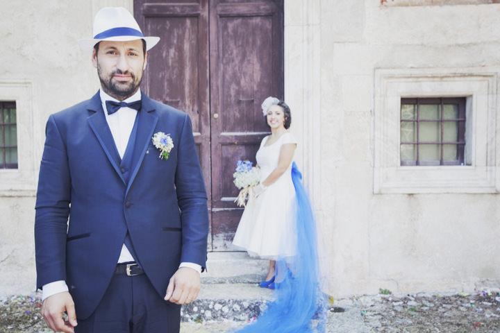 35 1950s Style Italian Wedding