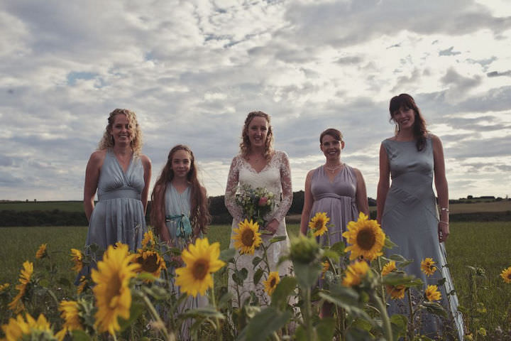 36 Bare Foot Bohemian Wedding By Lisa Devlin