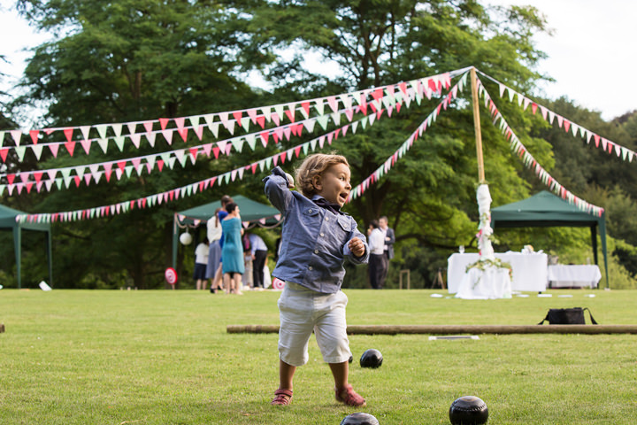37 Summer Fete Wedding in the Cotswolds