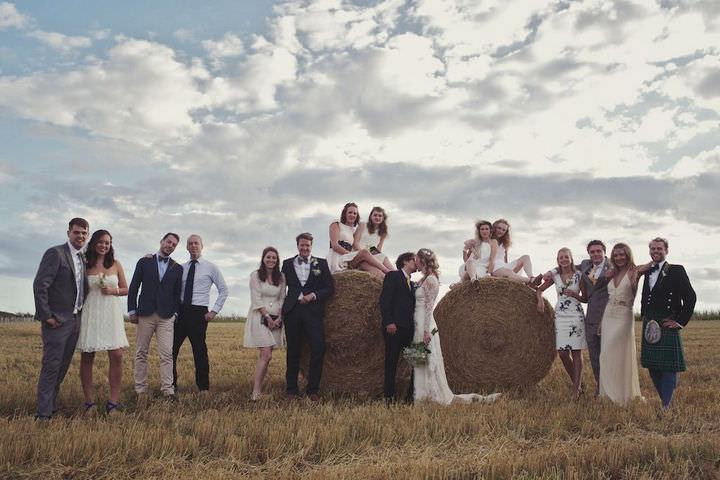 38 Bare Foot Bohemian Wedding By Lisa Devlin