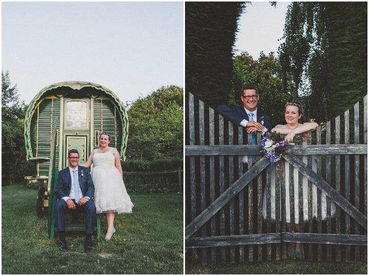 39 Back to Nature Farm Wedding. By Jordanna Marston