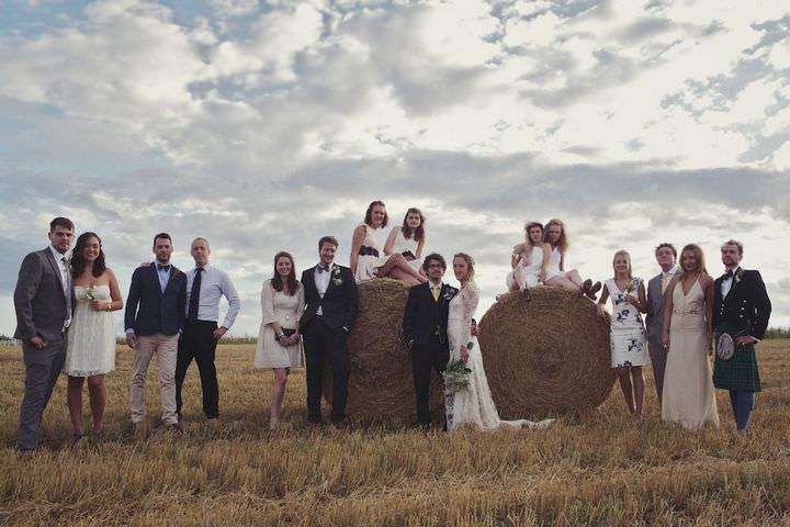 39 Bare Foot Bohemian Wedding By Lisa Devlin