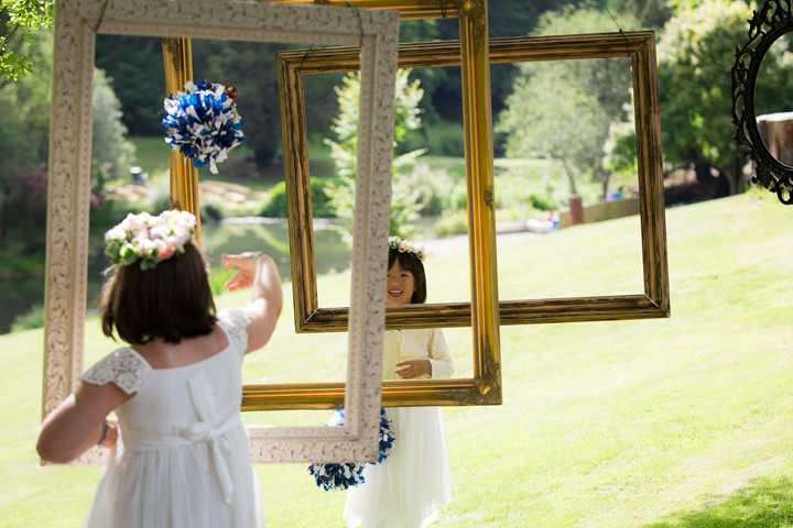 39 Summer Fete Wedding in the Cotswolds