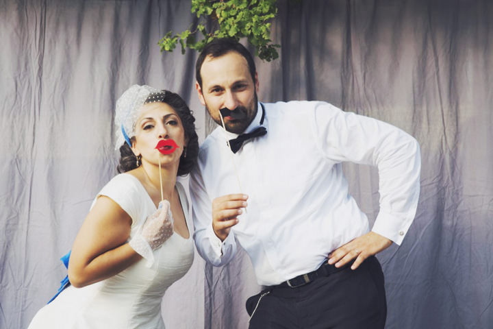 4 1950s Style Italian Wedding
