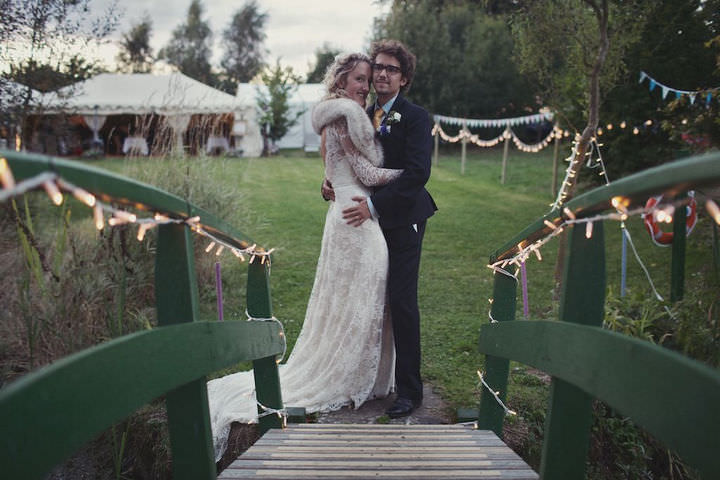 4 Bare Foot Bohemian Wedding By Lisa Devlin