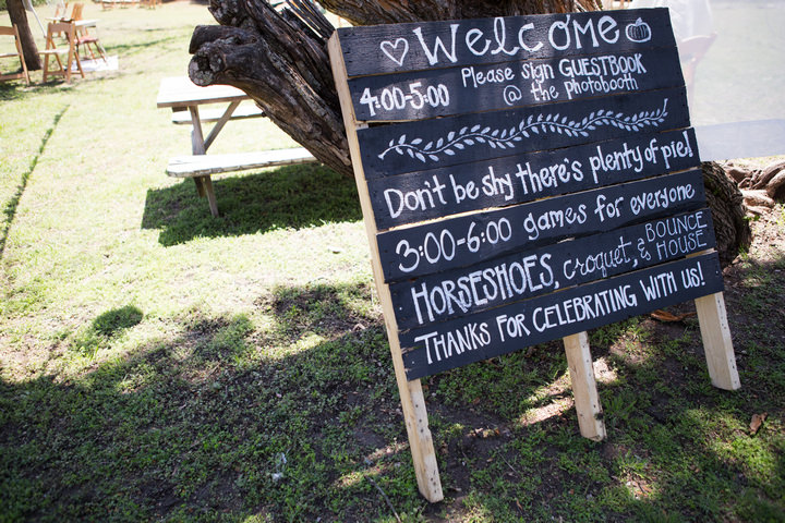 4 DIY Texan Wedding
