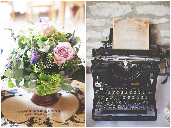 4 Handmade Oxfordshire Barn Wedding by Rachel Hudson