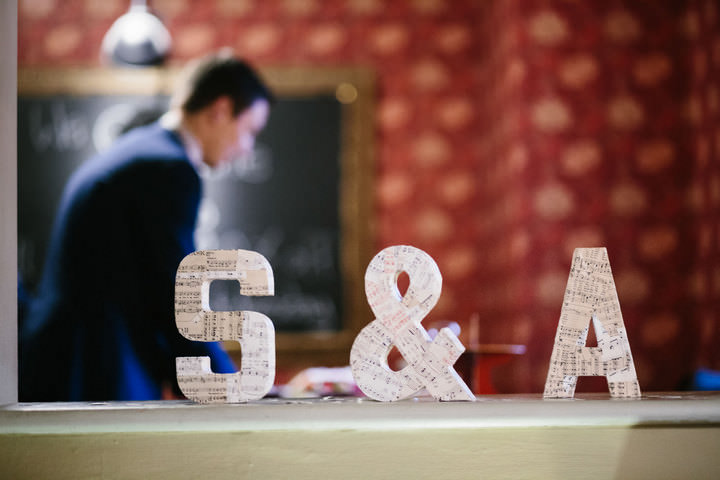 4 Music Themed Wedding in Manchester