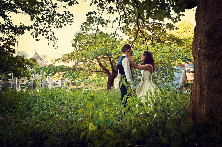 4 Sunshine Filled Devon Wedding By Michael Marker Photography