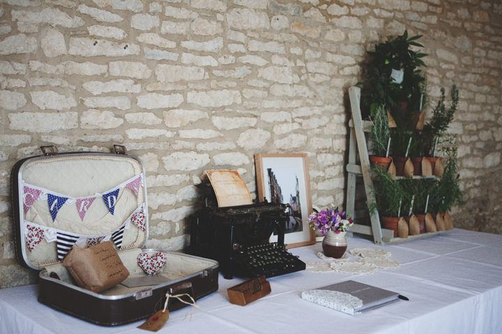 41 Handmade Oxfordshire Barn Wedding by Rachel Hudson