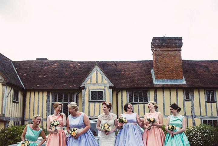 41 Vintage Wedding in Surrey by Babb Photos