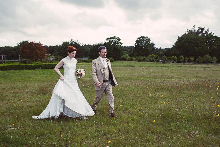 43 Vintage Wedding in Surrey by Babb Photos