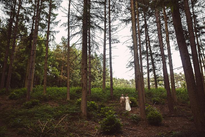45 Vintage Wedding in Surrey by Babb Photos