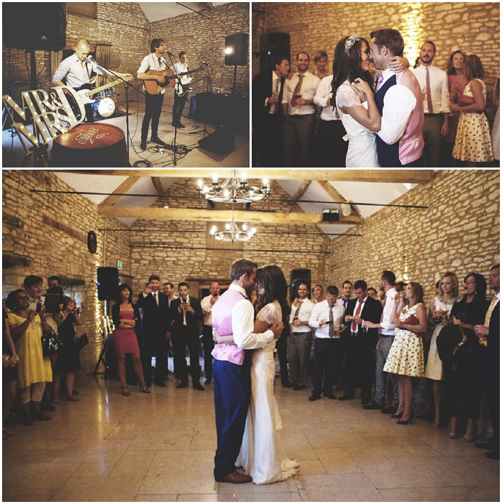 49 Handmade Oxfordshire Barn Wedding by Rachel Hudson